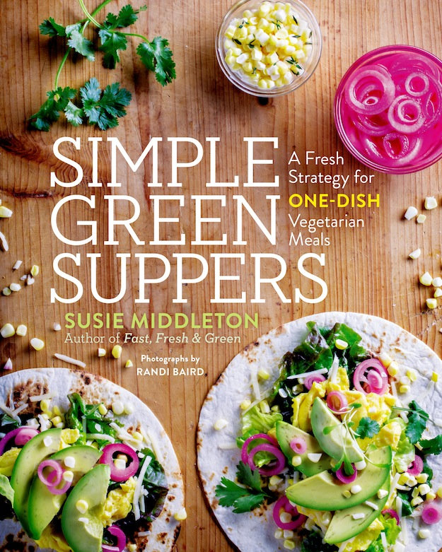 Simple Green Suppers-Susie Middleton